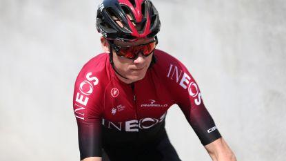 Rijdt Froome straks Tour tégen Ineos?