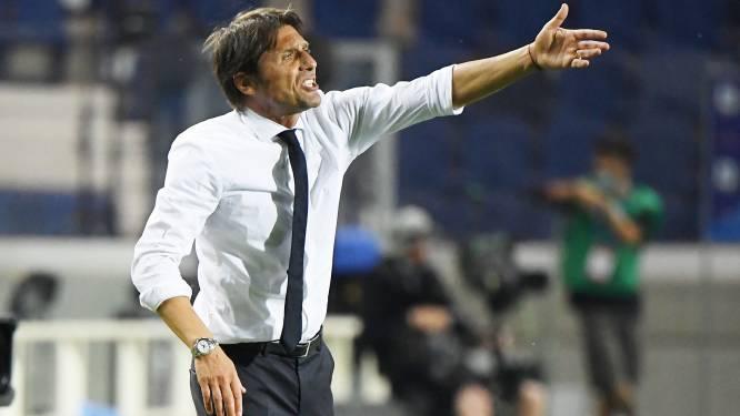 """""""Ik heb maandenlang stront moeten eten"""": Conte zoekt confrontatie met Inter-bestuur"""