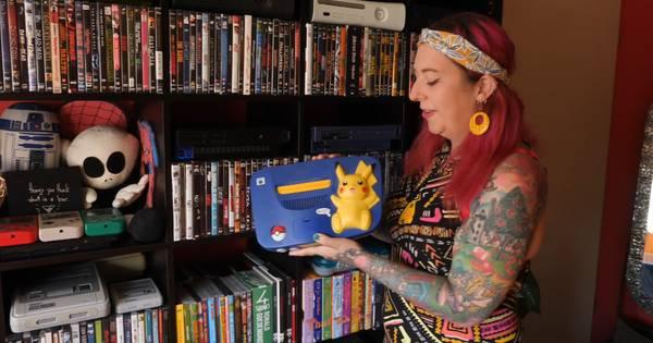 Rachèl leeft voor spelletjes: 'Ik heb er honderden'