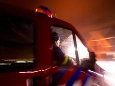 Auto gaat in vlammen op in Brueghelstraat