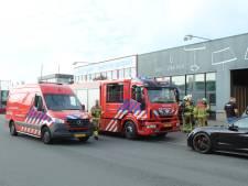 Interstock in Apeldoorn tijdelijk ontruimd vanwege vreemde lucht
