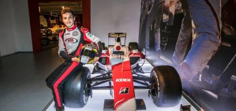 Daniel (15) wil strijden om kampioenschap in peperdure Formule 4, maar heeft nog som geld nodig