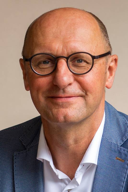 Ben Leenen, directeur van scholengemeenschap Durendael in Oisterwijk