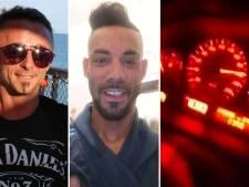'We rijden 220 km/u': vrienden filmen zichzelf terwijl ze hun dood tegemoet rijden