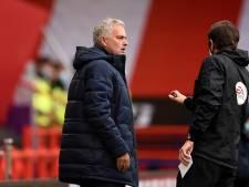 Mourinho: Deze man op het veld is niet de scheidsrechter