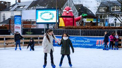 Winterdorp Schilde keert terug, mét ijspiste