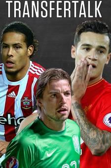 TT: PSV en Ajax jagen op Limburger talent, Van der Wiel naar Cagliari