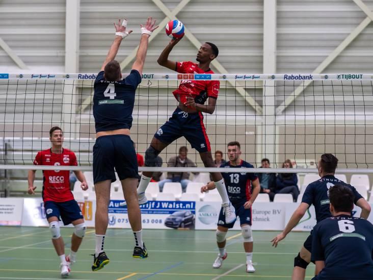 Volleyballer Ludrich Inocente bij ZVH 'op eigen kracht' naar hoogste niveau