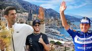 Deze sportsterren kan Remco Evenepoel tegen het lijf lopen in Monaco