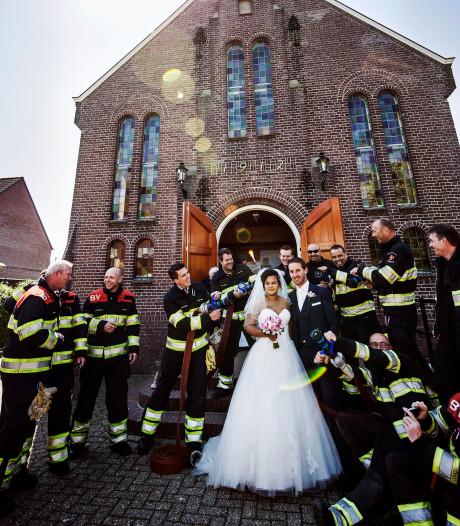 Trouwen in de kerk holt in bisdom Den Bosch achteruit: afname van 94 procent in drie decennia tijd