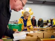 'De boekenmarkt in Veldhoven trekt mij altijd'