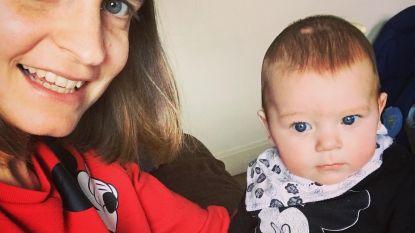 Kanker treft Joyce meteen na geboorte Ilias