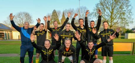 Meer kratten dan punten voor FC Moerstraten: 'Niet laatste worden, daar gaan we voor'