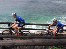 Mos derde in Cape Pioneer Trek in Zuid-Afrika