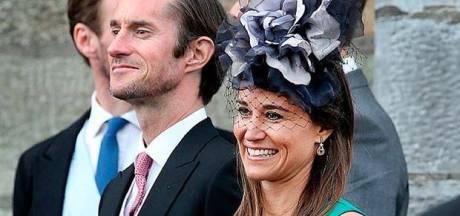Pippa Middleton (34) is zwanger