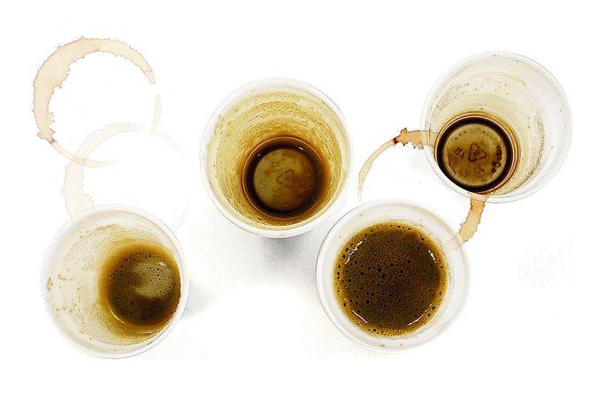 Na de koffiebekers volgen er proeven met verpakkingen voor afhaalmaaltijden.