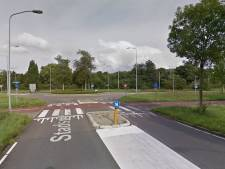 Werk aan rotonde Westermeenweg Harderwijk uitgesteld
