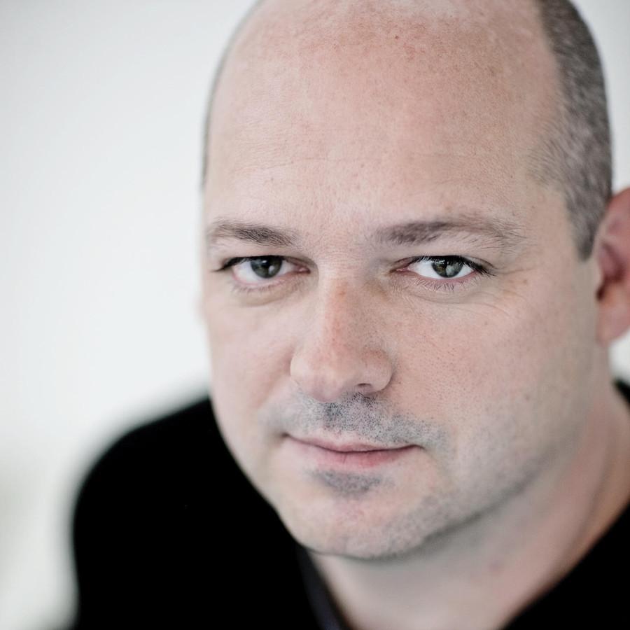 Wilbert Mutsaers, topman van Spotify Nederland.