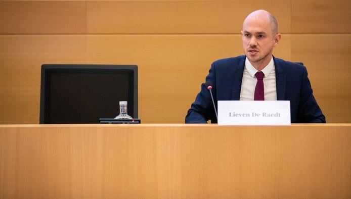 Lieven De Raedt, diensthoofd internationale betrekkingen van de administratie Volksgezondheid.