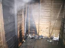Tweede keer in korte tijd brandstichting in Madestein