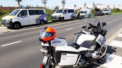 Politie neemt wagen af van chauffeur met 17.000 euro aan openstaande boetes