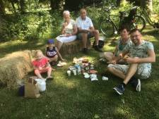 Boerenpicknick in Bommelerwaard: 'We komen op plekken waar we nog nooit zijn geweest'