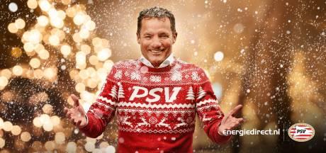 PSV-sponsor energiedirect.nl lanceert kersttrui met lied van John de Bever