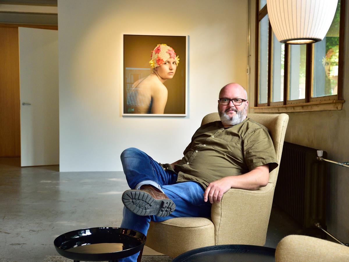 Als het aan Edwin Spek (48) ligt, heeft Gouda er een spraakmakende galerie bij.