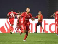 Bayern wint zesde CL ten koste van PSG, uitgerekend dankzij Parijzenaar Coman