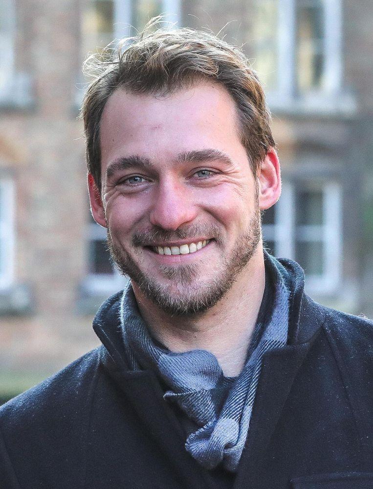 Bootjesman Michiel Michielsens.