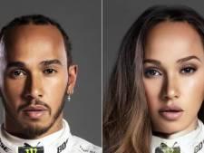 Zo zien beroemde Formule 1-coureurs eruit als vrouw