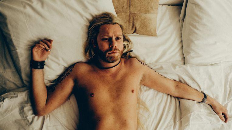 Het West-Vlaamse 'Callboys'-personage Jay Vleugels werd in geen tijd een cultfiguur