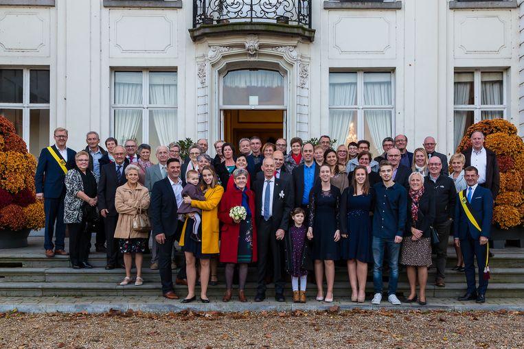 De gouden familie Claeys.
