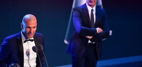 Zidane houdt Conte en Allegri achter zich