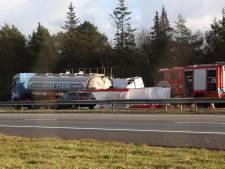 Dode bij ongeval op A1, weg urenlang dicht