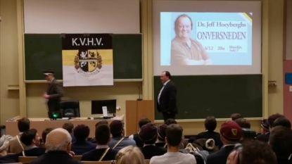 KVHV ook verbannen uit stadsgebouwen