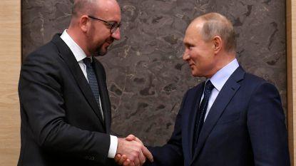 """""""Beter babbel dan oorlog met Poetin"""""""