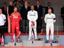 WK-klassement: Verstappen terug naar vierde plek, Hamilton vergroot voorsprong