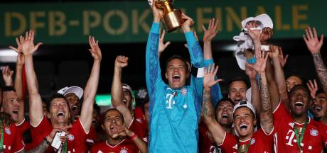 Bosz verliest wéér een bekerfinale: twintigste DFB Pokal voor Bayern