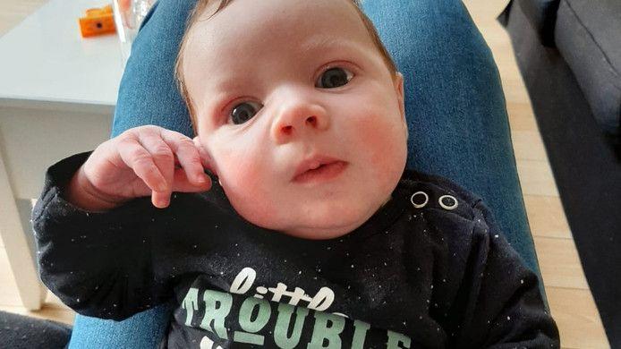 Baby Tyler.