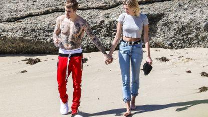 Justin Bieber krijgt ongewenste gast in hotelkamer
