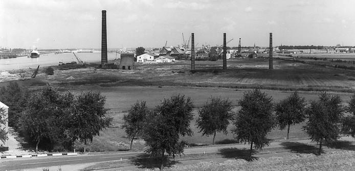 Staalfabriek Terneuzen, restanten jaren zestig 20ste eeuw