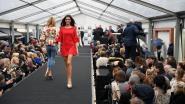 Eerste catwalk voor Romanie Schotte
