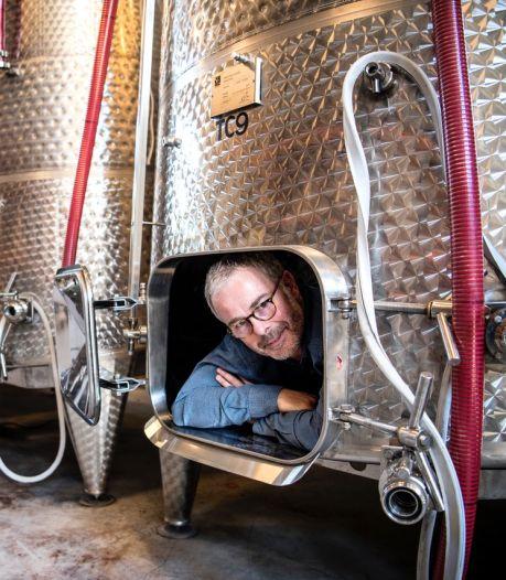 Il crée un vin bio en plein cœur de Bruxelles