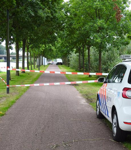 Dode vrouw gevonden in kanaal Helmond