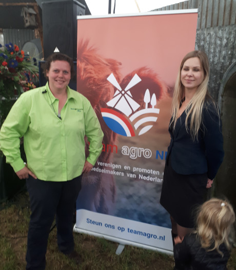 Suzanne Ruesink boerenambassadeur in Gelderland