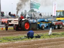 Deelnemers uit het hele land komen naar Hoogblokland voor de Truck- en Tractor Pulling