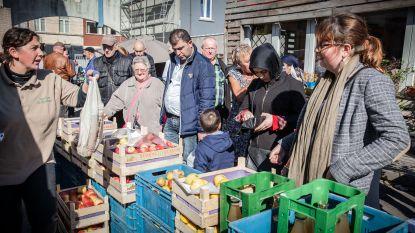 Gent introduceert negende wekelijkse boerenmarkt