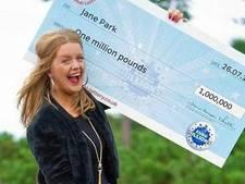 Vrouw die miljoen won wil loterij aanklagen: Mijn leven is verwoest