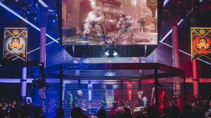 Belgisch Street Fighter V-kampioenschap in een kooi